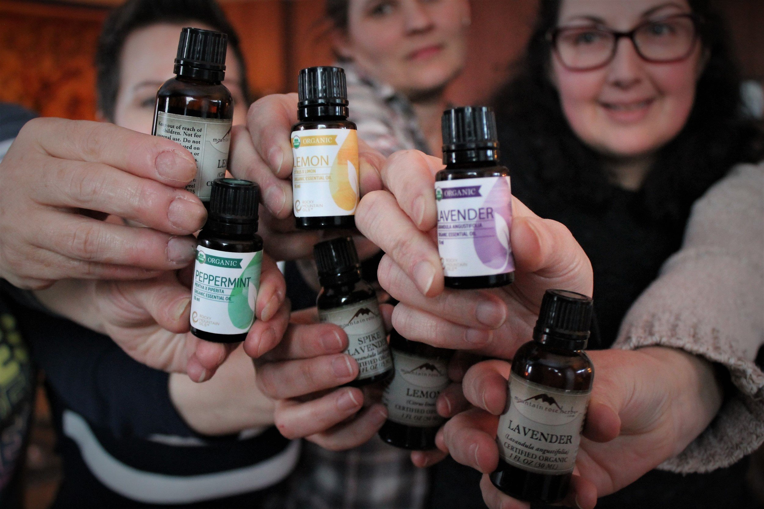 Essential Oils Testing