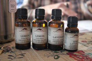 Mountain Rose Herbs Essential Oils